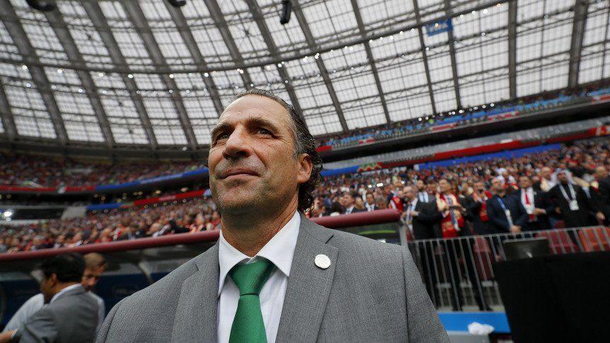 El santafesino Juan Antonio Pizzi es el nuevo entrenador de Racing Club