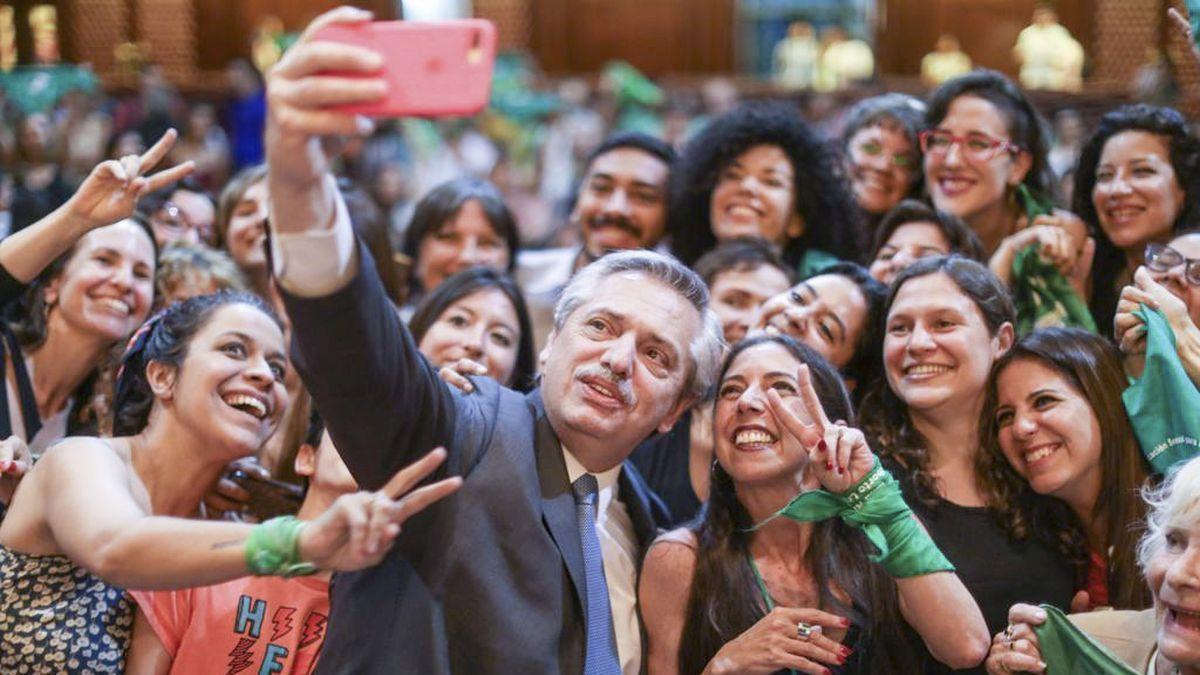 La ley de aborto legal quedará promulgada en Argentina el jueves próximo