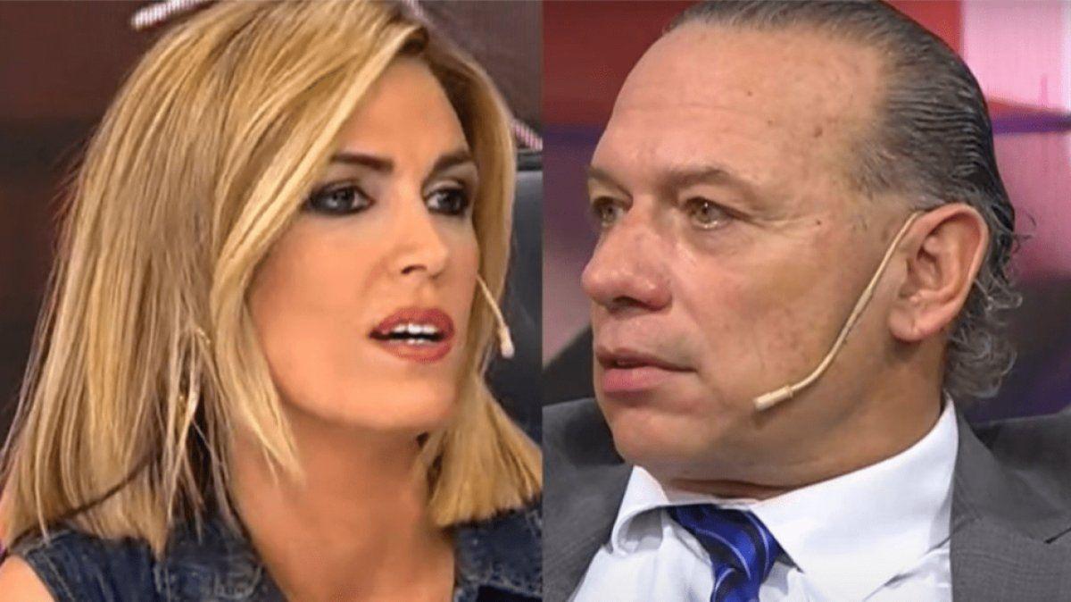 Sergio Berni habló del supuesto romance con Viviana Canosa