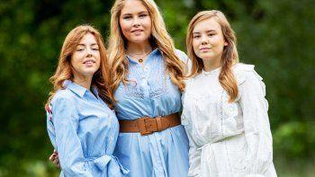 Quieren que una hija de Máxima Zorreguieta sea coronada reina de Argentina