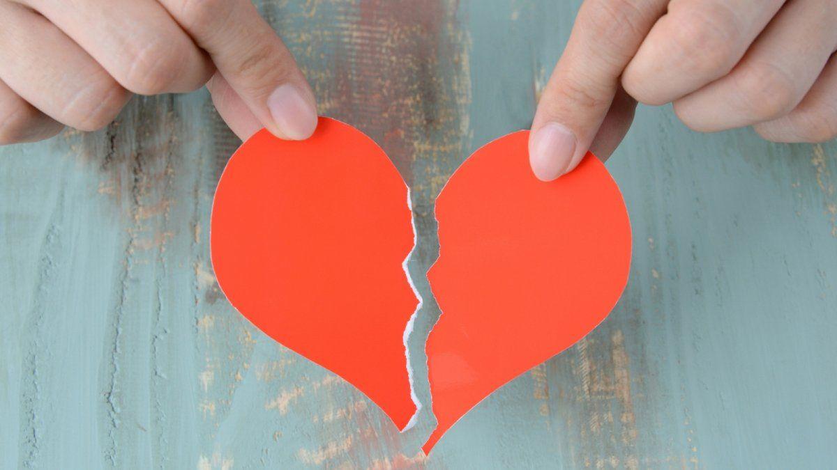 Un corazón roto cambia la personalidad de cuatro signos del zodiaco