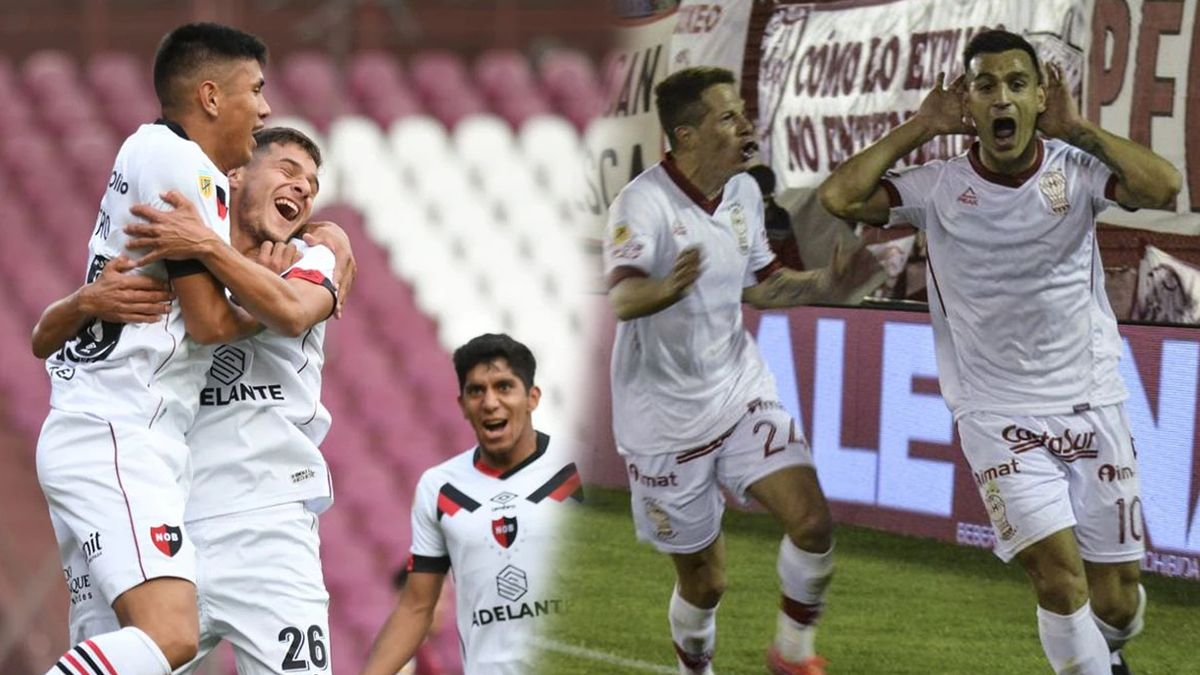 Newells recibe a Huracán por la fecha 13 del Torneo de la Liga Profesional.