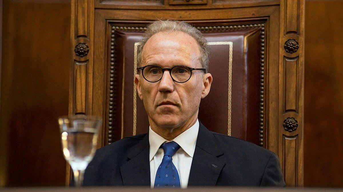 El presidente de la Corte Suprema de Justicia