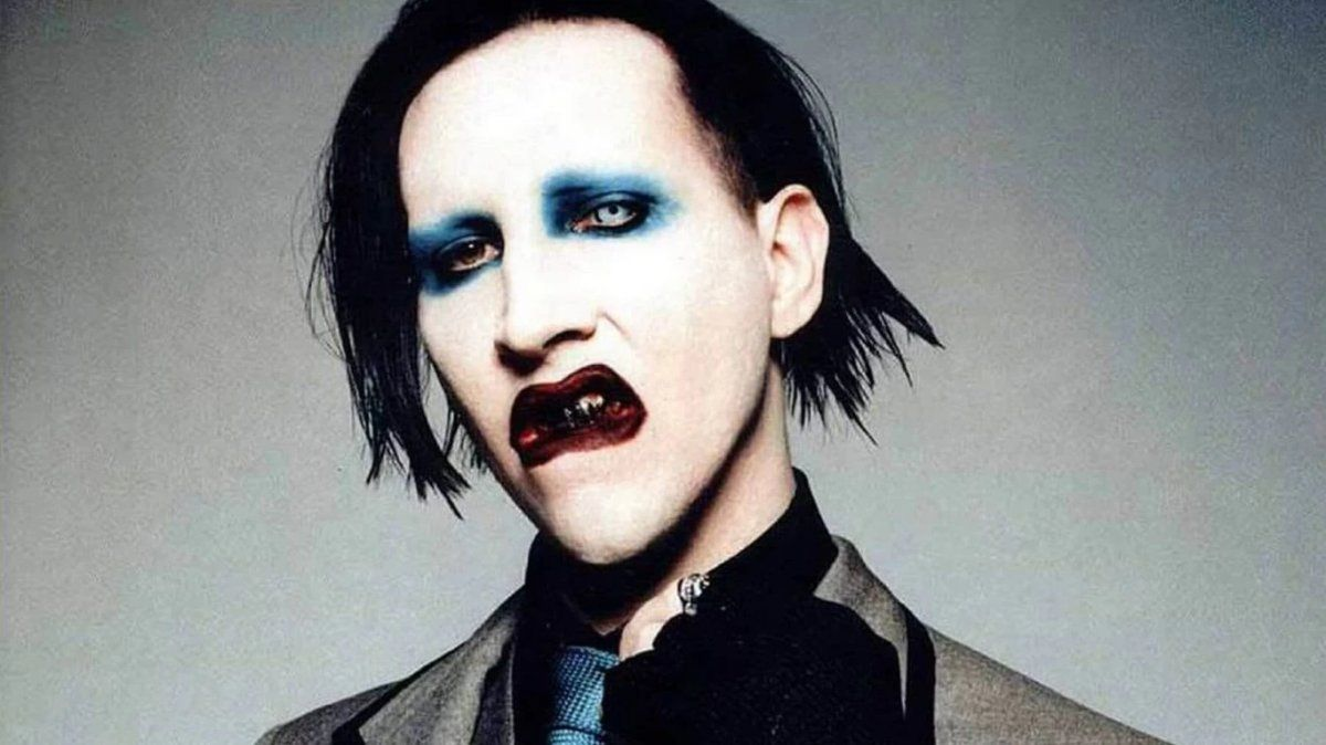 Juez desestimó una de las denuncias contra Marilyn Manson por violación