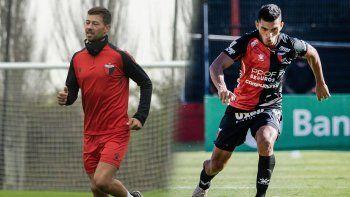 Colón vuelve a entrenar con la mirada en dos jugadores
