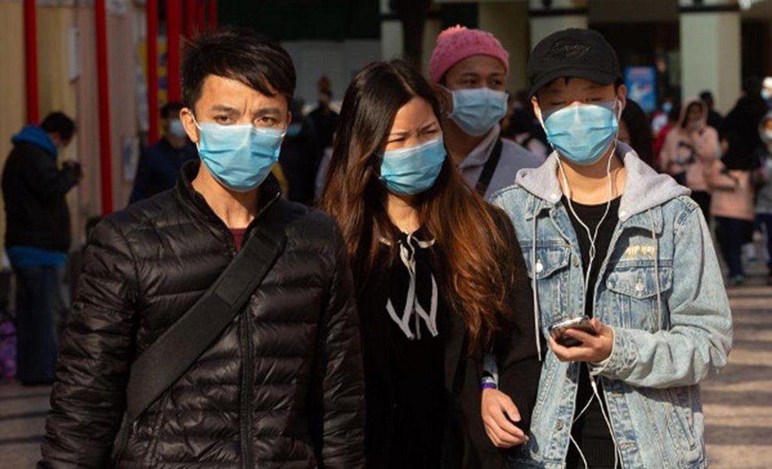 Ya murieron 910 personas por coronavirus y son más de 40.000 los infectados a nivel global