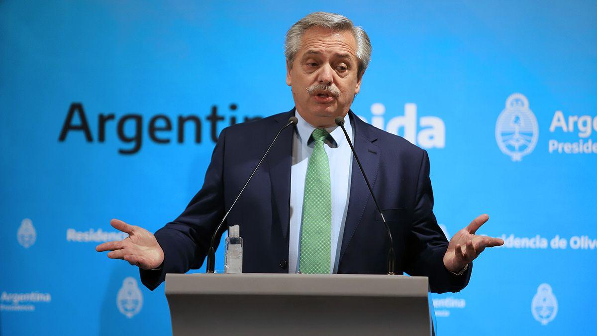 Alberto Fernández renovará el decreto de restricciones en todo el país este viernes.