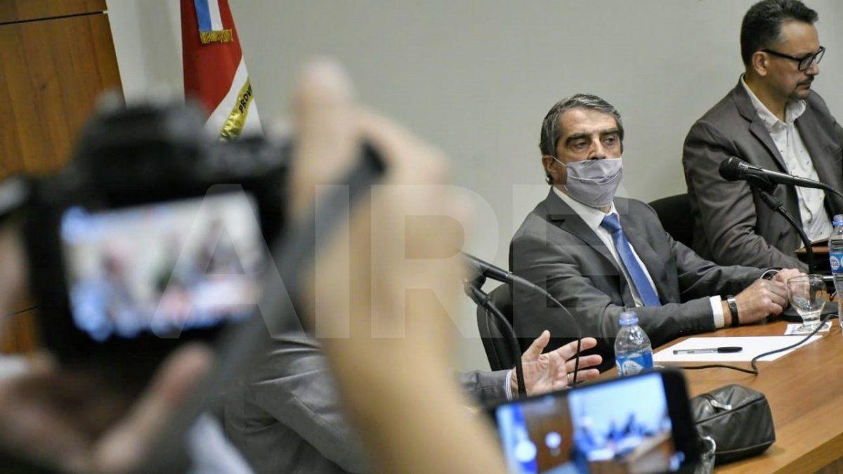 A la hora de defenderse, Armando Traferri hizo hincapié en su dilatada trayectoria política y se encargó de arrastrar a todos hacia el escenario del escándalo.