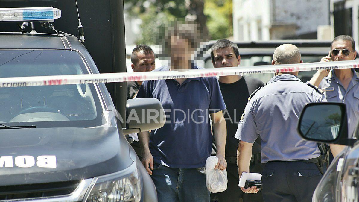 El hijo de Pedro Brizuela fue imputados porel delito de homicidio calificado por el vínculo