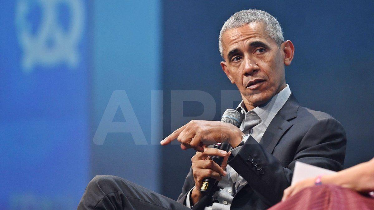 'La violencia en el Capitolio fue incitada por el presidente': Barack Obama
