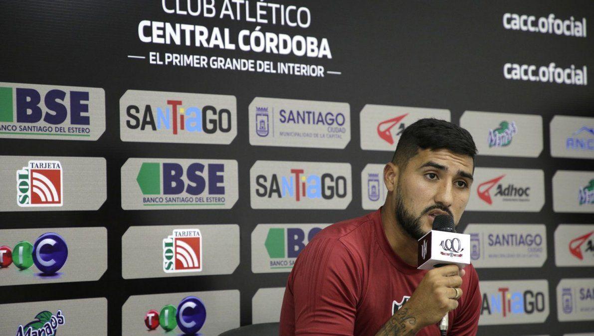 Jonathan Galván volverá a Santa Fe y será refuerzo de Unión