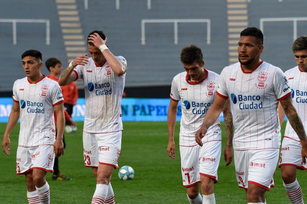 Superliga ratificó la sanción a Huracán y no podrá incorporar jugadores