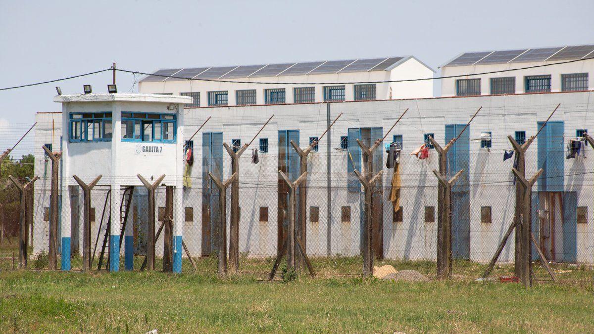 La cárcel de Las Flores