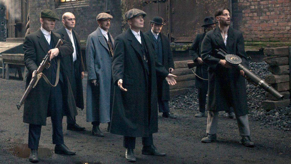 Peaky Blinders: están rodando la sexta y última temporada