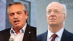 El principal objetivo fue atender las consultas de los dos magnates y, a la vez, enviar calma al sector privado, ante la profunda crisis que afecta a la Argentina.
