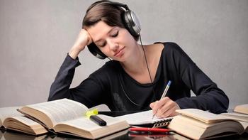 La música como técnica de estudio