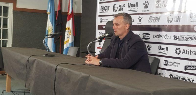 """Pablo Lavallén: """"La gente se va contenta, nosotros también. Todo cierra"""""""