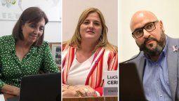 Los concejales de Juntos por el Cambio hablaron en Hay Quórum en el Concejo sobre los proyectos presentados en el Concejo Municipal relacionados a la inseguridad, los femicidios y las usurpaciones.