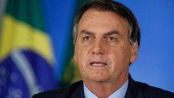 El presidente de Brasil, Jair Bolsonaro, no atraviesa su mejor momento por las protestas contra el racismo y la derrota de candidatos que apoyaban.