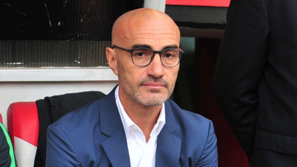 Paolo Montero confirmó que será el nuevo entrenador de San Lorenzo