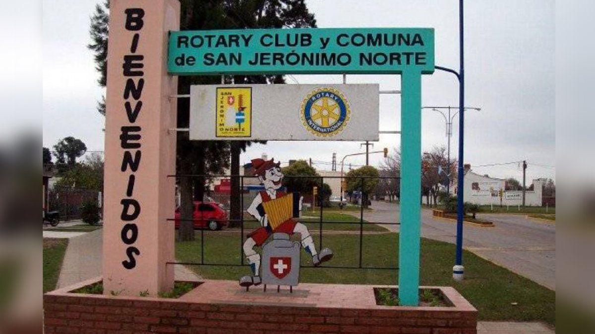 San Jeronimo Norte