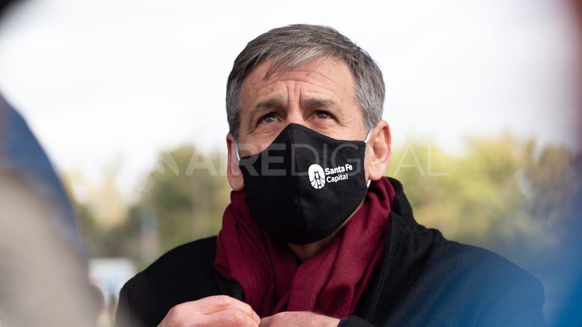 El intendente Emilio Jatón dio a conocer el resultado de su test de coronavirus.