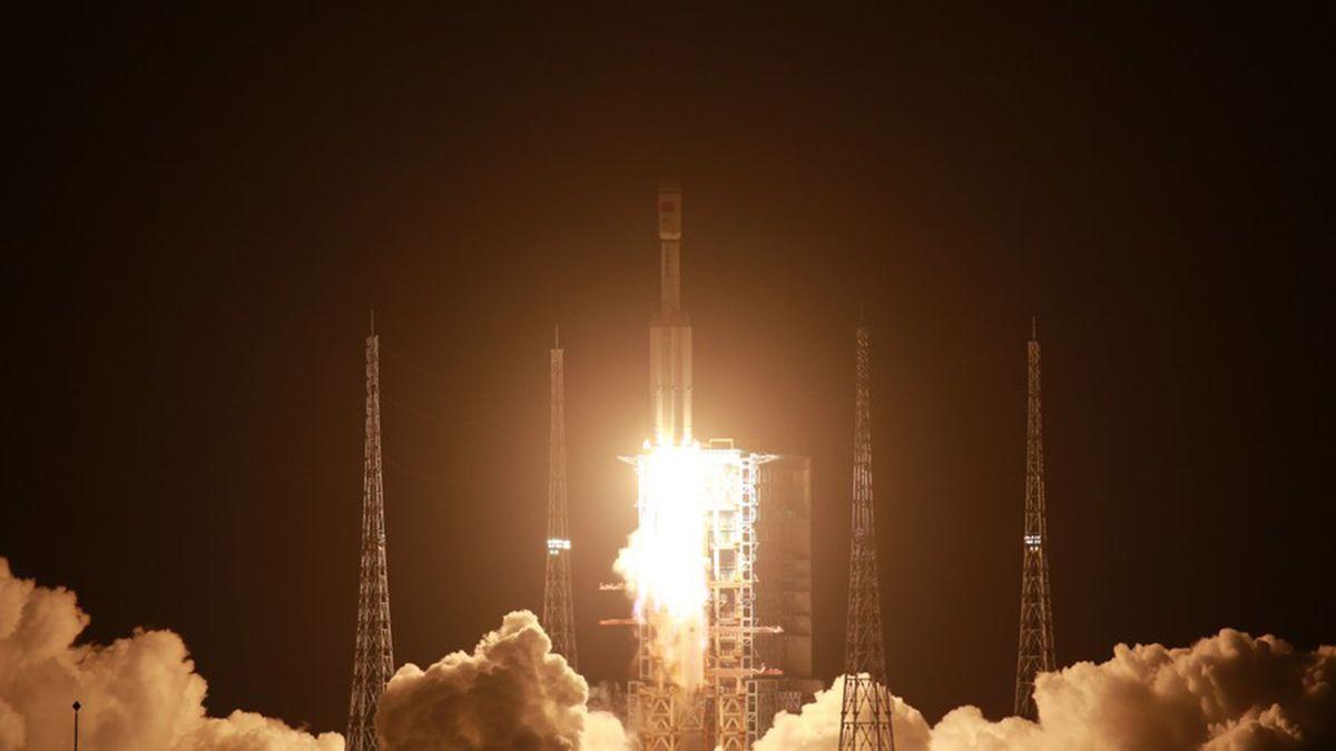 China volvió a lanzar una nueva misión espacial con carga para su propia estación espacial Tiangong.