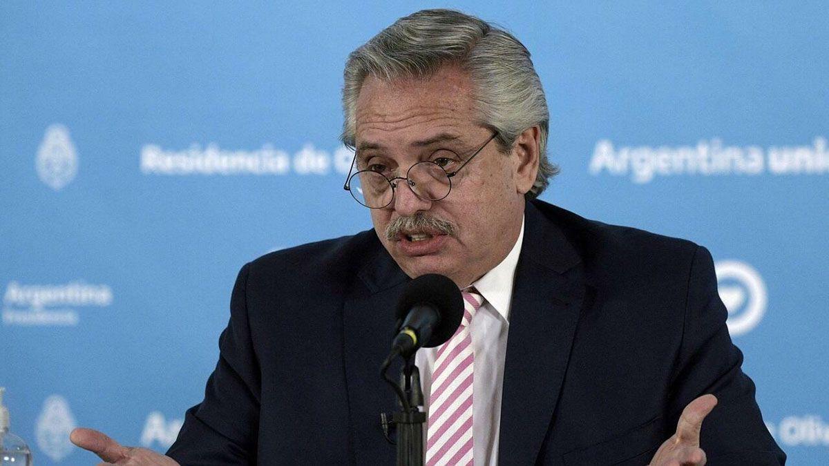 Alberto Fernández saludó a los educadores y educadoras en su día.
