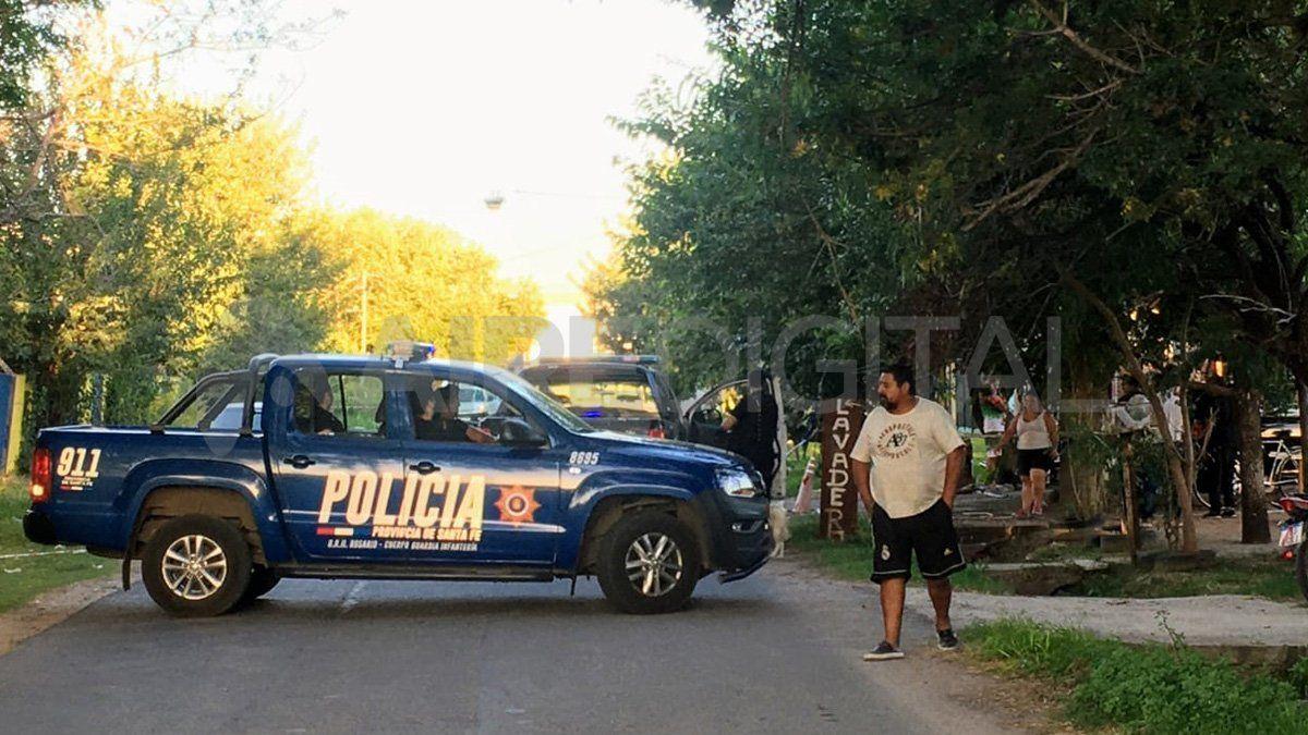 Es el homicidio N°25 del departamento Rosario en lo que va del año.