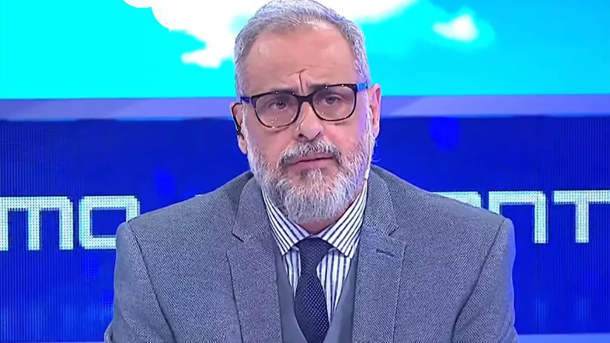 Jorge Rial anunció que terminó su ciclo con América TV.
