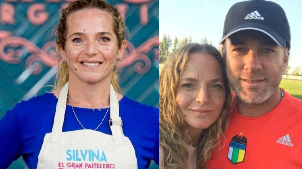 Silvina tiene tres hijos con Gabriel Milito.