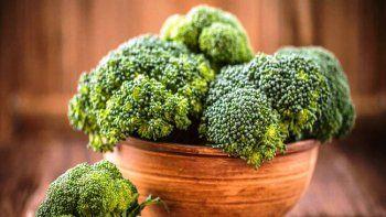 Brócoli, un alimento con gran aporte de hierro