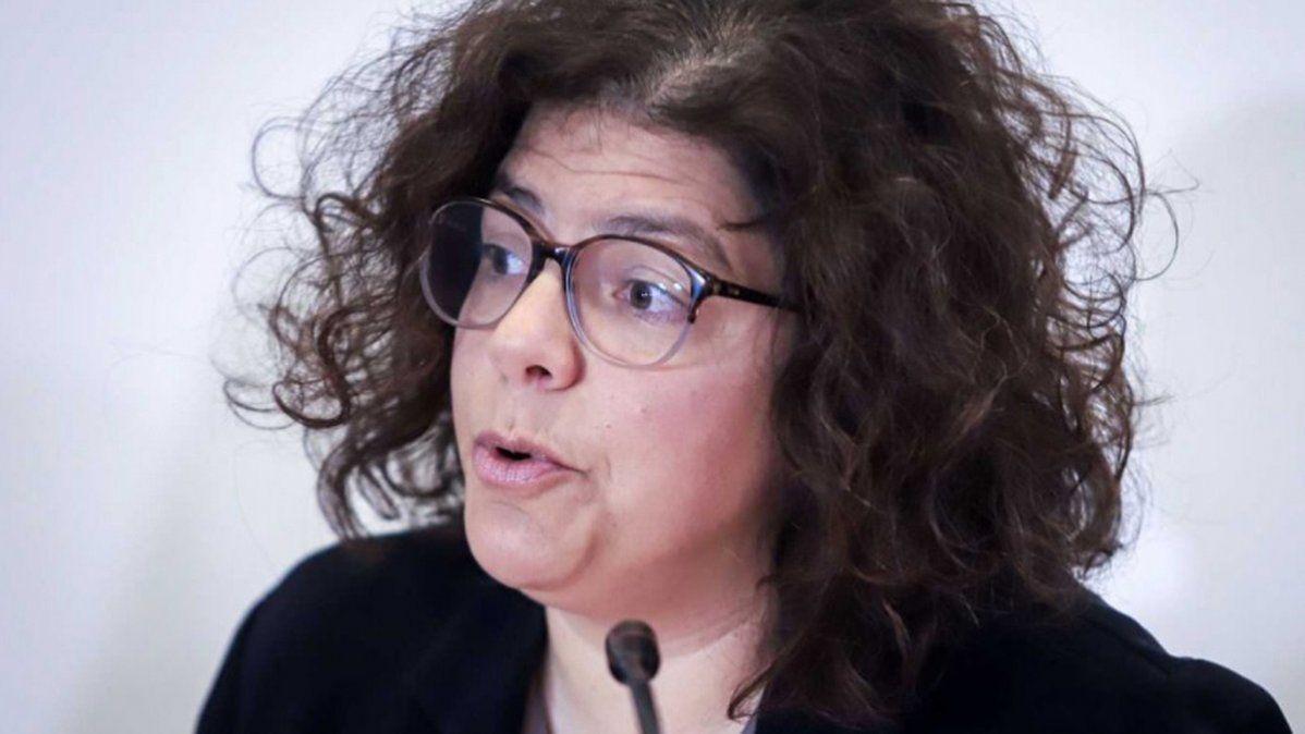 La ministra de Salud dijo que es vertiginoso el aumento de casos de covid en Argentina.