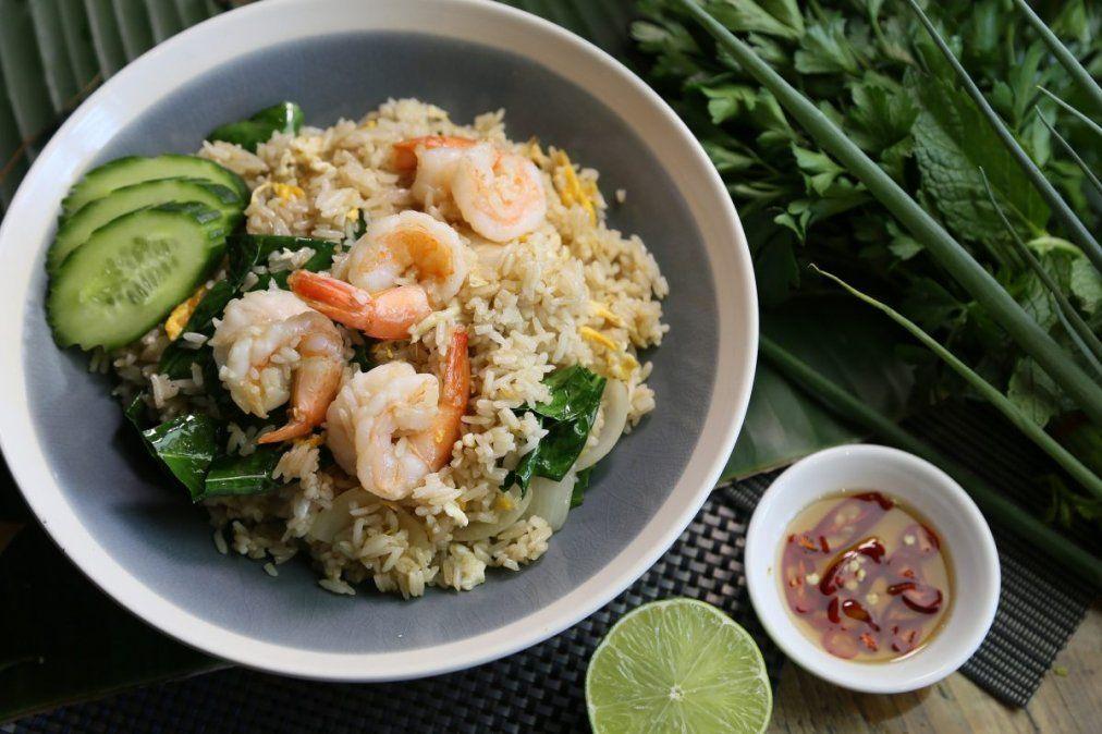 Estos son los beneficios de la comida tailandesa.