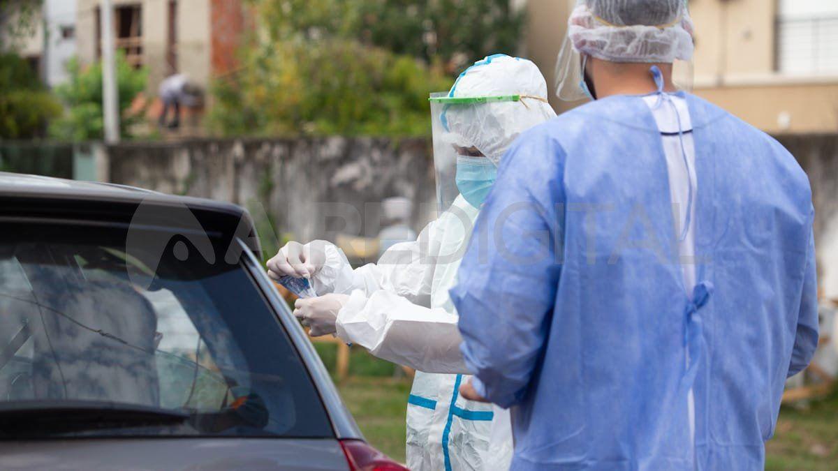 En las últimas 24 horas se realizaron 56.934 testeos para coronavirus.