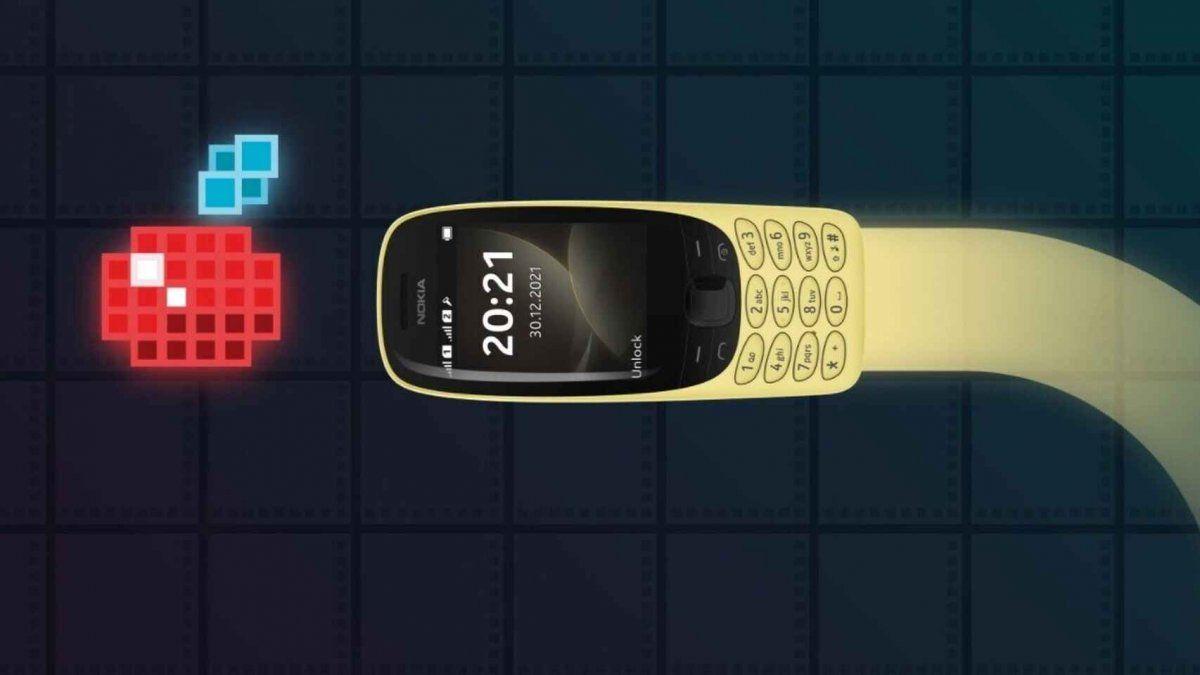 El nuevo Nokia 6310 quedará como un dispositivo de entrada de gama y accesible para todo público.