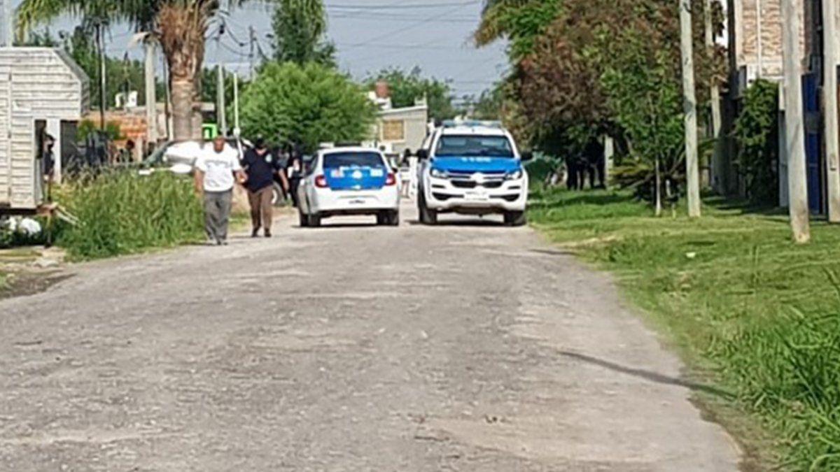 El triple crimen ocurrió el 15 de noviembre en el barrio Los Paraísos