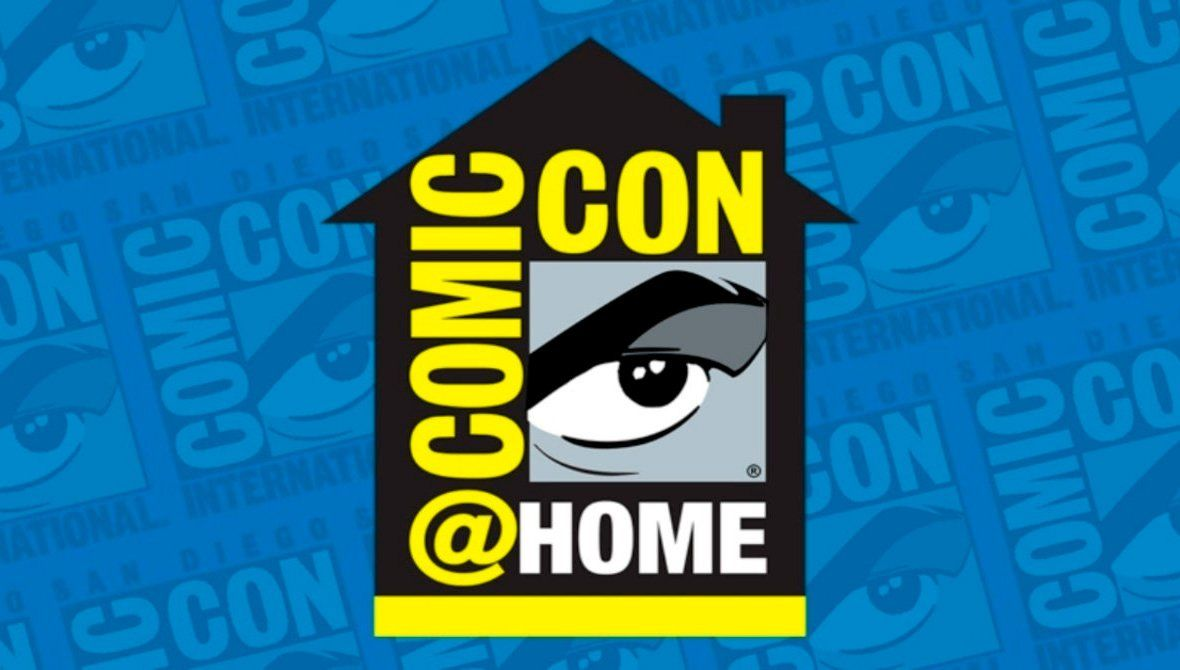 La industria creativa busca superar un mal año en la Comic-Con digital