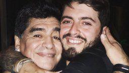 Internaron a Diego Maradona Jr al complicarse su cuadro de Covid-19