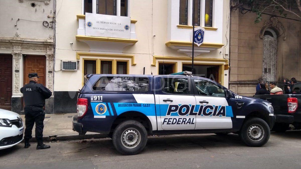 Los hoy condenados prestaban servicios en el área de investigaciones de la Delegación Santa Fe.