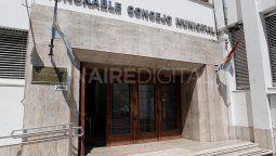 Este martes se llevó a cabo un encuentro entre el secretario de Gobierno de la Municipalidad de Santa Fe, Nicolás Aimar, la secretaria de Hacienda, Carolina Piedrabuena, y los concejales de la ciudad, para comenzar a trabajar formalmente el presupuesto 2021.