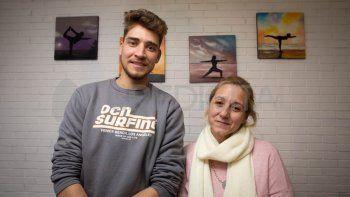 Janina y Mariano se encontraron luego de cinco años del accidente que marcó un antes y un después en la vida de los dos. Ambos resaltaron la importancia de enseñar técnicas de RCP en las escuelas y actualizar la capacitación anualmente.