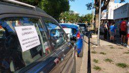Este lunes, vecinos de barrio se concentraron en JJ. Paso y Avenida Freyre. Reclaman que las entraderas, los arrebatos y otros hechos delictivos están a la orden del día en el sur de la ciudad.
