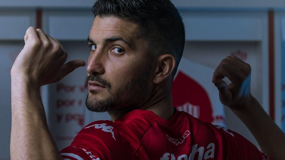 Nicolás Blandi hará una minipretemporada para reponerse en lo físico y comenzar a jugar en Unión.