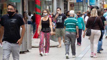Un informe revela la presencia de pocos asintomáticos en la ciudad de Santa Fe