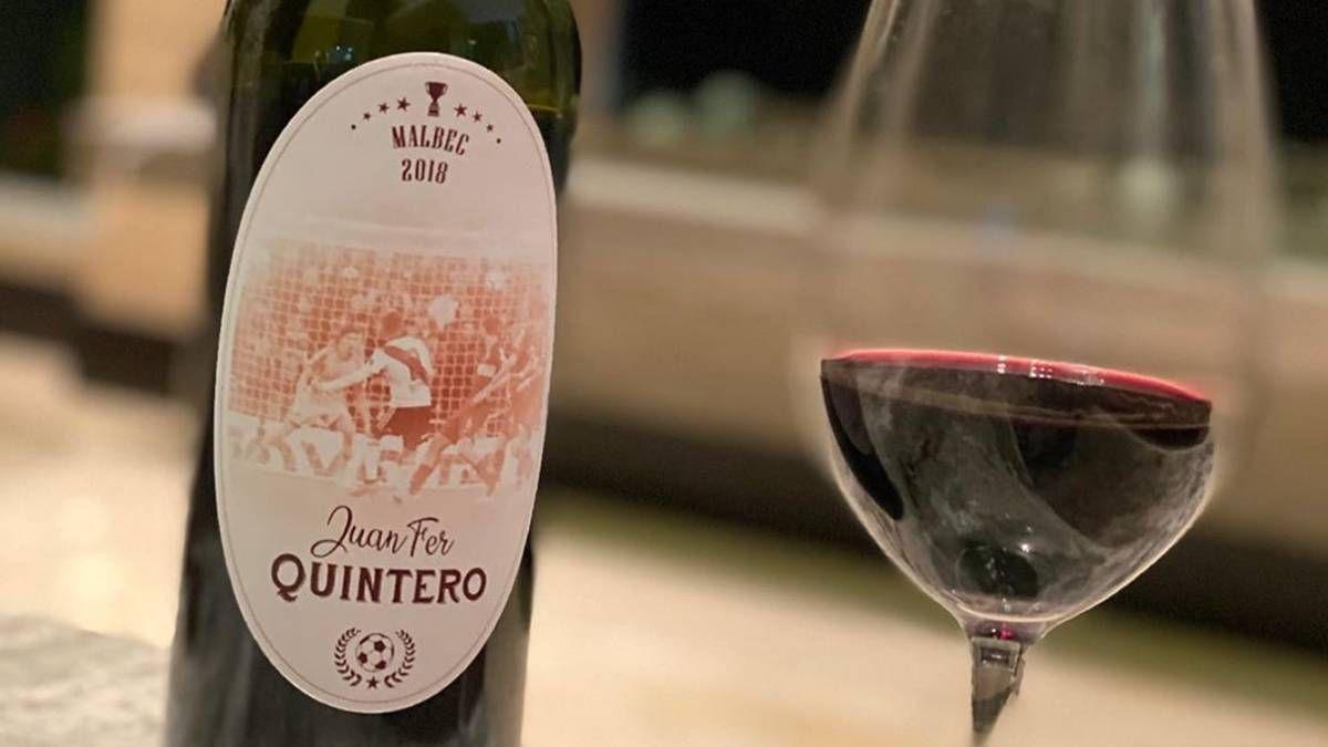 ¿Se viene el malbec de Juanfer Quintero?