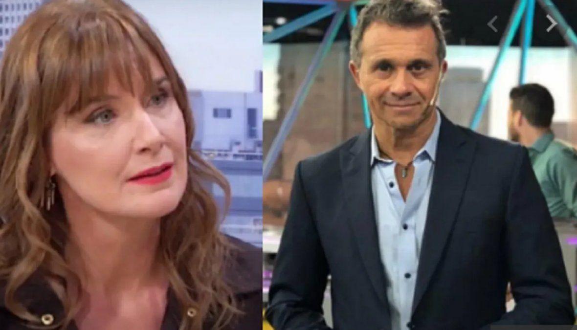 Silvia Martínez Cassina expuso la falta de compañerismo de Sergio Lapegüe
