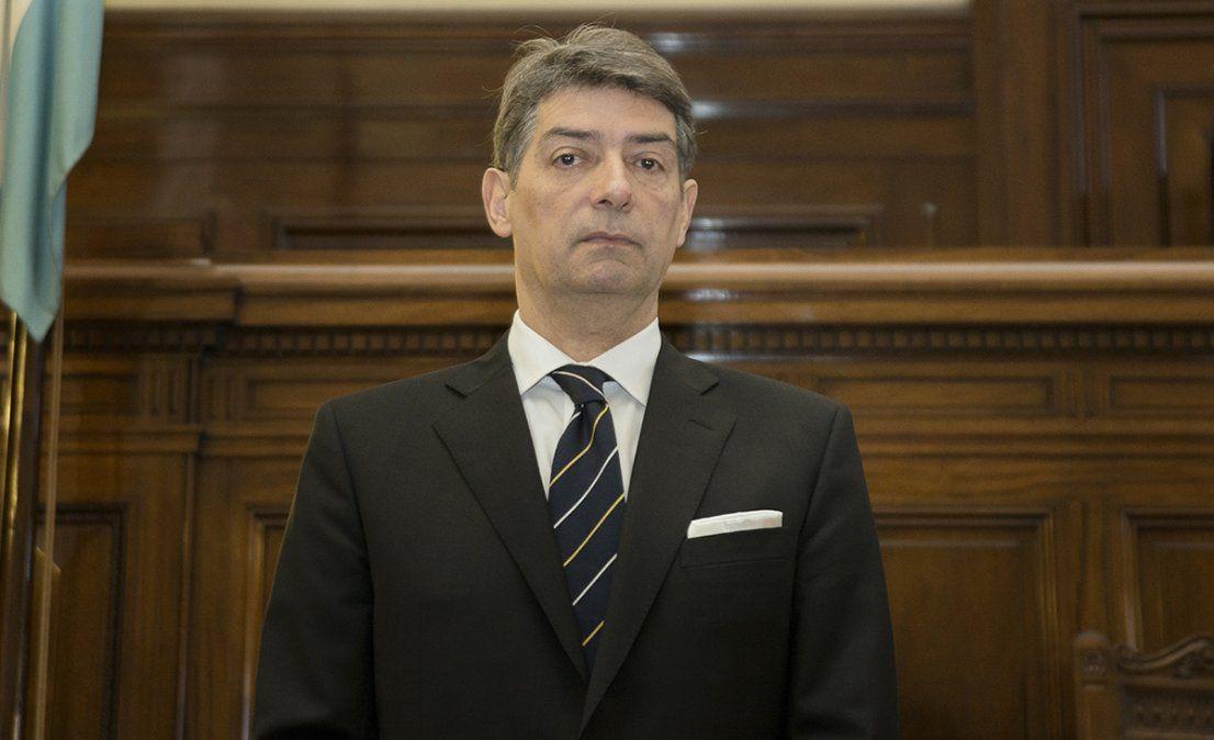 Horacio Rosatti había solicitado también su sobreseimiento.