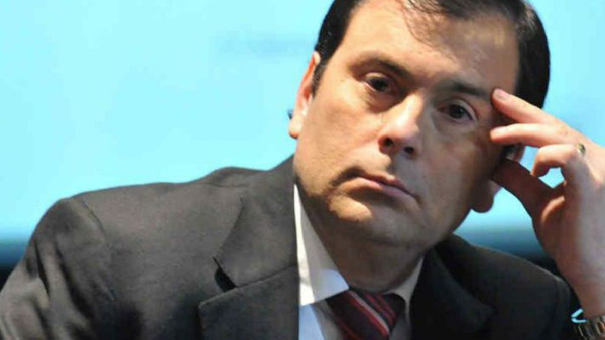 El gobernador de Santiago del Estero