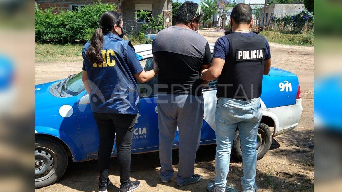 La aprehensión estuvo a cargo del personal de Trata de Personas de la Agencia de Investigación Criminal.